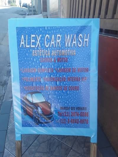 Alex Car Wash Estética Automotiva