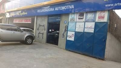 Art Systens Recuperadora Automotiva