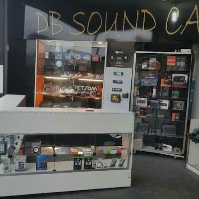 DB SOUND CAR Som E Ar Condicionado automotivo