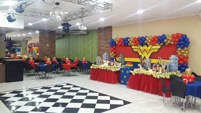 Folia e Fantasia - Buffet